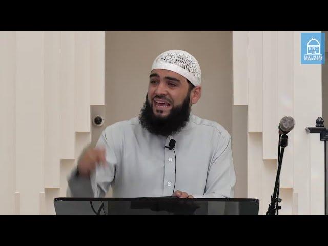 What is Happening to the Ummah? Jummah Khutbah | Ustadh Morad