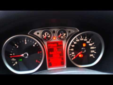 Autozone Check Engine Light Free >> Engine Malfunction - U1900 U2510 U2202 Ford Focus Facelift 2010 | FunnyDog.TV