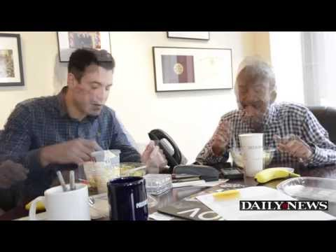 Rev. Al Sharpton reveals exercise routine