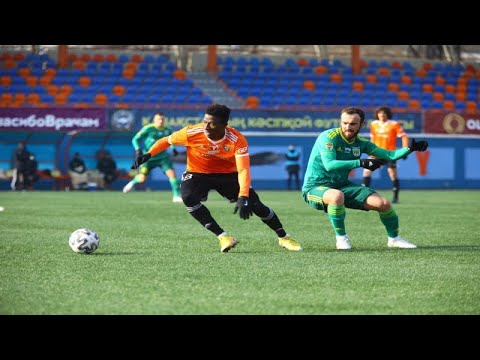 Shakhtar Karagandy Tobol Goals And Highlights