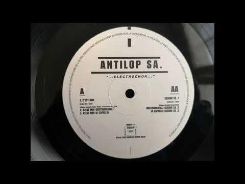 Antilop Sa (ATK) - c'est moi - 2002 - prod Jaaos - HIP HOP by MHT