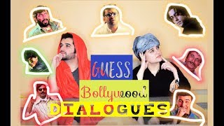 Bollywood Dialogues Challenge | Crazy Punishment  | Famous Bollywood Movie Dialogues Competition
