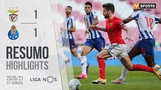 Highlights   Resumo: Benfica 1-1 FC Porto (Liga 20/21 #31)