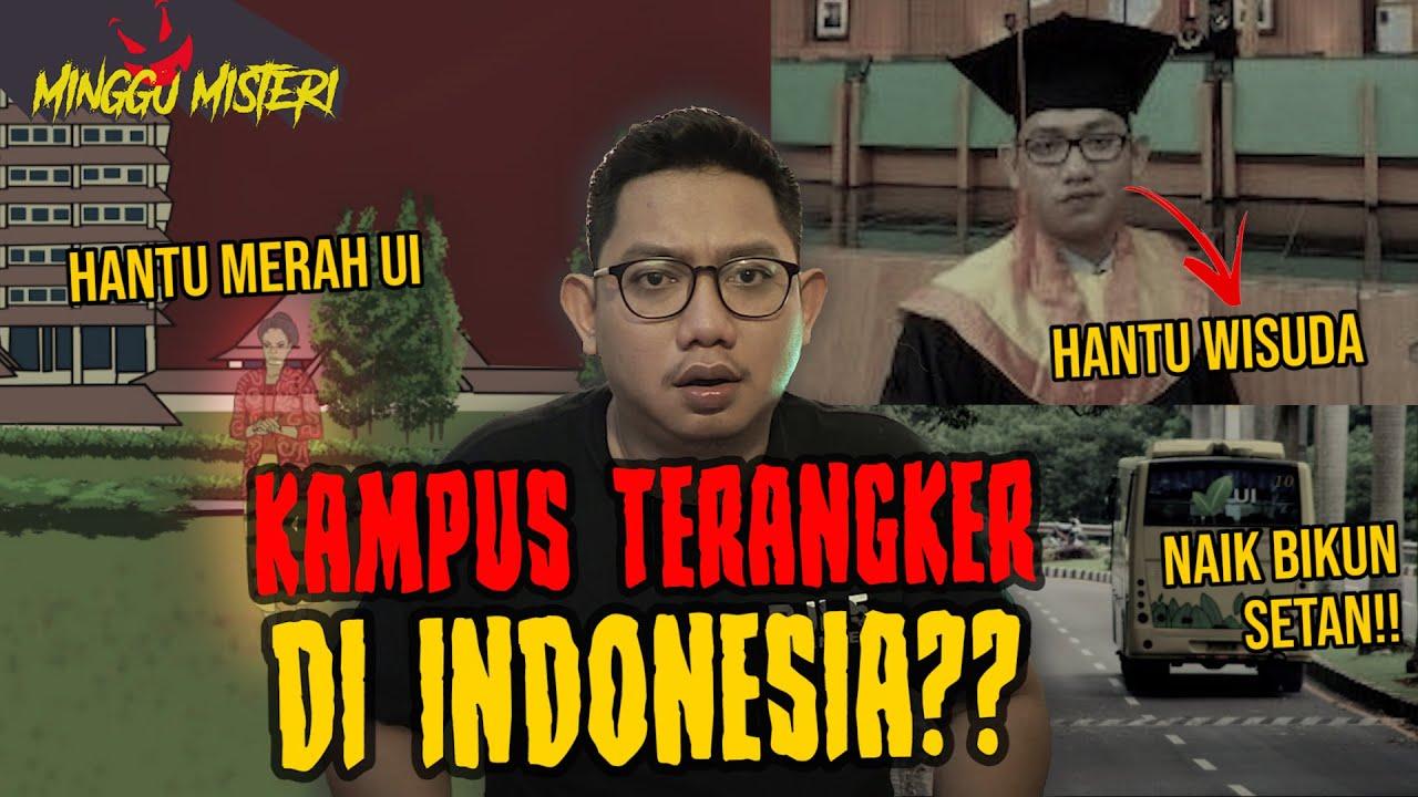 CERITA HOROR DI UNIVERSITAS INDONESIA #MINGGUMISTERI