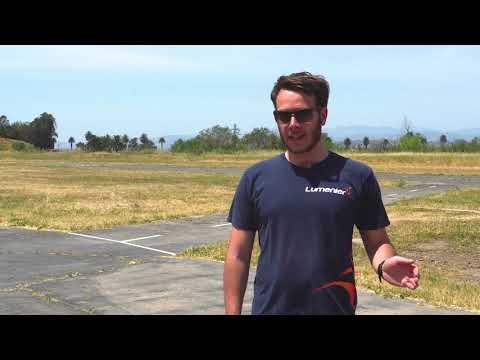 A Drone Race Focused On Data
