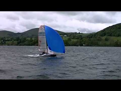 International Canoe Open - Ullswater YC 2011.mp4