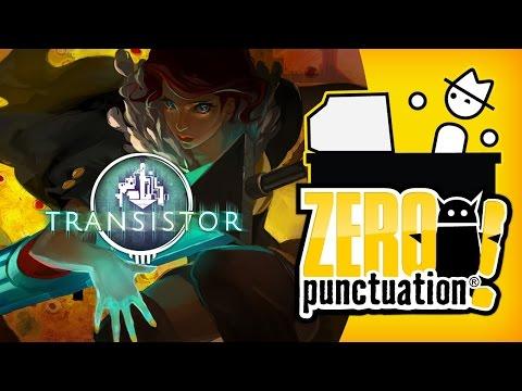 Transistor - Like Bastion But... (Zero Punctuation)