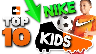 Top 10 Best Nike Boots for Kids! Top Cleats for Children