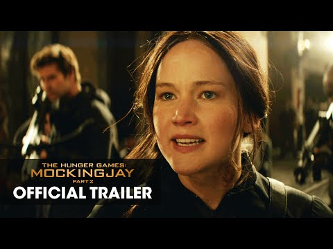 """The Hunger Games: Mockingjay Part 2 Official Trailer – """"We March Together"""""""