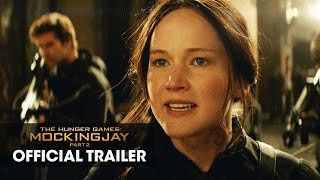 "The Hunger Games: Mockingjay Part 2 Official Trailer – ""We March Together"" thumbnail"