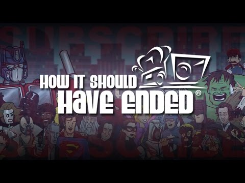 Welcome to How It Should Have Ended - Trailer