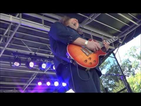 Julian Sas Band - CASTLE ROCK 2013 - Herzele (Belgium)
