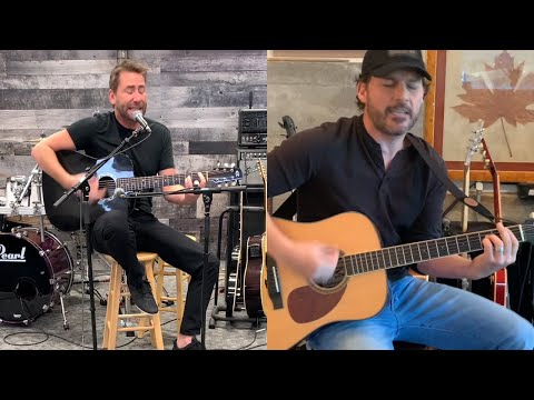 Nickelback - Rockstar (Official Live Acoustic Version)