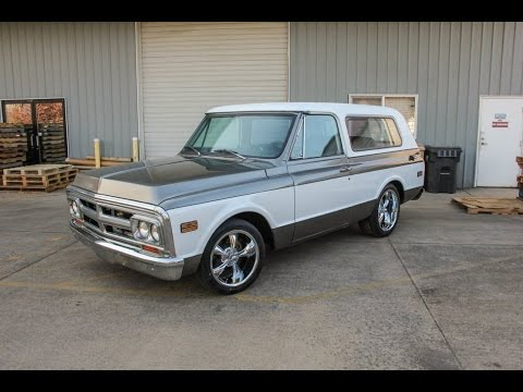 1972 GMC Jimmy 2wd Cheyenne