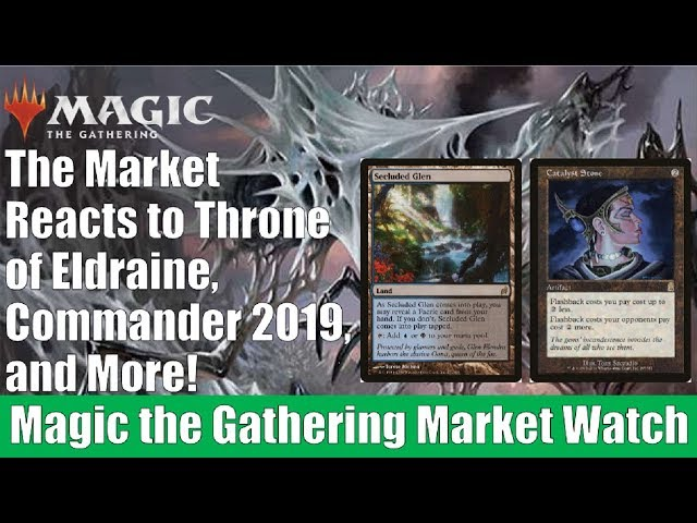 mtg commander 2019 video, mtg commander 2019 clip