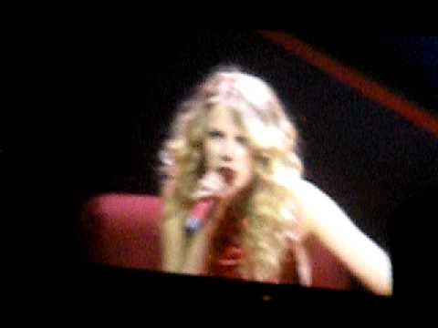 Taylor Swift Forever And Always Fearless Tour Seattle