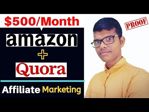 Amazon Affiliate Marketing For Beginners In Hindi | Amazon Affiliate Program Tutorial In Hindi