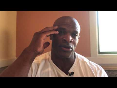 Ronnie Coleman, Exclusive Interview