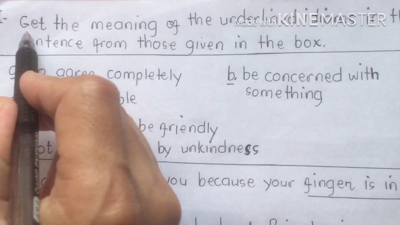 IDIOMS : ENGLISH IDIOMS ( Phrses & Idiomatic Expressions )#RamzTutorial ?????? ️? - YouTube