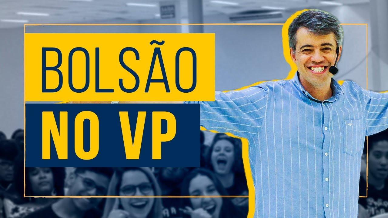 BOLSÃO NO VP   VITOR PRÉ - VESTIBULAR