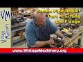 Steam Locomotive Steam Pipe Repair - Part 4: Fitting the Flange to the Pipe Mp3