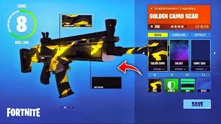 New *WEAPON SKINS* to arrive coming soon to Fortnite: battle royale