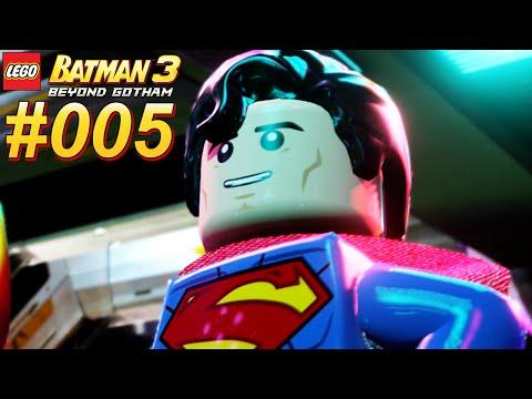 LEGO BATMAN 3 JENSEITS VON GOTHAM #005 Superman ★ Let
