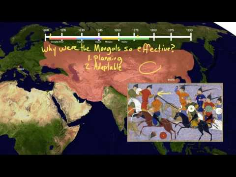Why were the Mongols so effective?  World History  Khan Academy