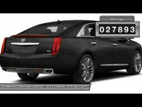 2013 Cadillac XTS 462052A - YouTube