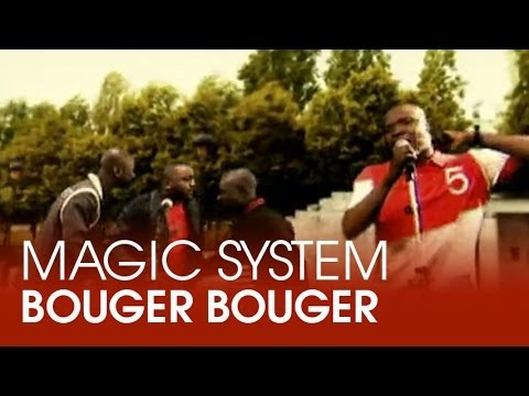 Magic System  Bouger bouger feat Mokobé CLIP OFFICIEL