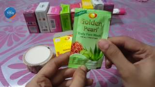 Golden Pearl Beauty Cream Review || Beauty Tips In Urdu / Hindi || Skin Whitening Face Wash