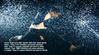 Bukan Milik Kita -- Sixth Sense official mv + lirik
