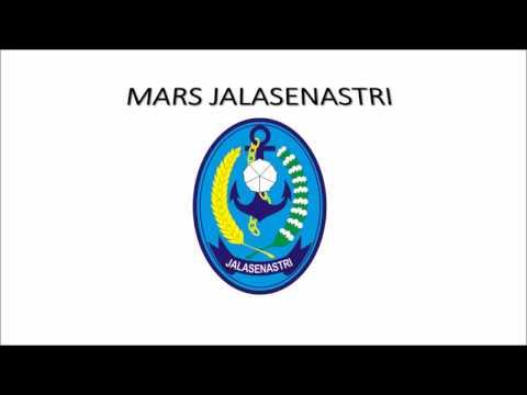 MARS JALASENASTRI (LIRIK)