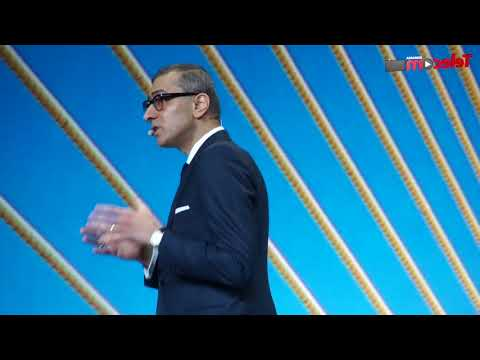 Ranjeev Suri, CEO Nokia: US and ASIA are in front of Europe in the 5G era
