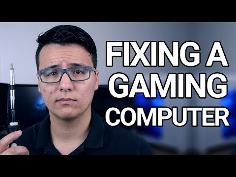 How To Troubleshoot and Clean A Gaming PC