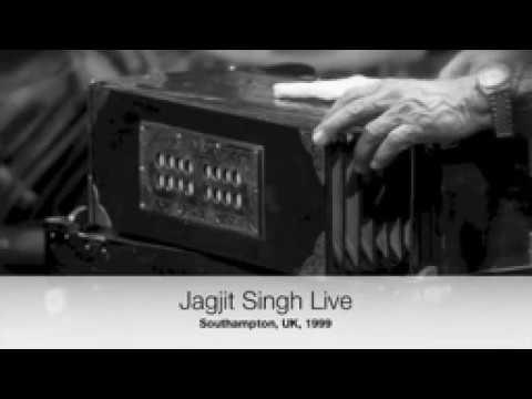 Jagjit Singh Live In Southampton UK 1999