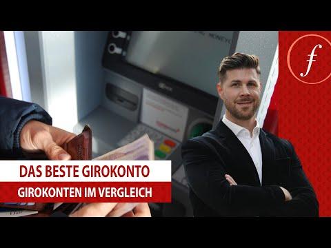 Das beste Girokonto - Girokonten im Vergleich