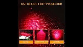 Mini LED Car Roof Lights Projector