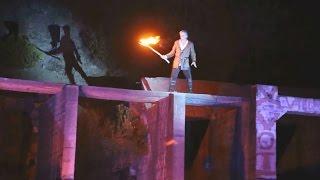 Fuerte accidente sufrido por Francisco Reyes en obra de teatro