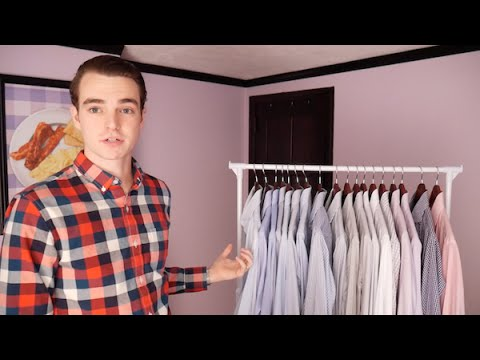 High Quality Great Fitting Dress Shirts for $50?? Hall and Madden Unboxing and Review