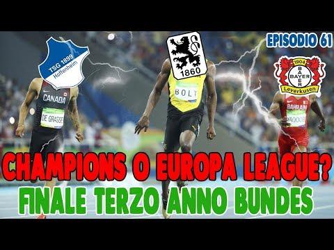 CHAMPIONS LEAGUE O EUROPA LEAGUE? - FINALE TERZO ANNO IN BUNDESLIGA! CARRIERA MONACO 1860!