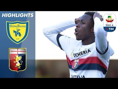 Chievo 0-0 Genoa | Chievo And Genoa Share The Spoils | Serie A