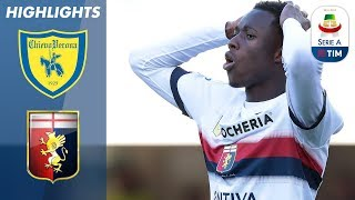 Chievo 0-0 Genoa | Chievo And Genoa Share The Spoils | Serie A