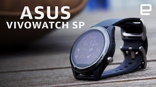 ASUS VivoWatch SP hands-on at IFA 2019