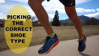 HOW TO FIT PROPER RUNNING SHOES FOR YOUR FOOT TYPE | Stability and Neutral Cushion HOKA models