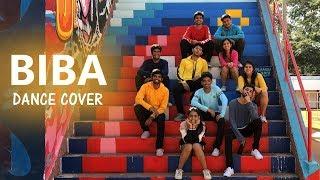 BIBA - Marshmello x Pritam |  Dance Choreography by Sahil | Shirley Setia | SRK | IIT Bombay