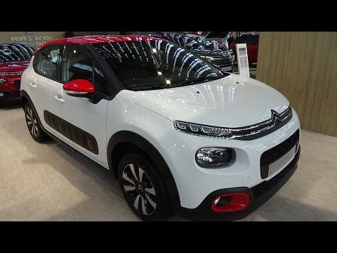 2019 Citroen C3 Shine Edition5 1.2 PureTech 82 - Exterior and Interior - Belgrade Motor Show 2019