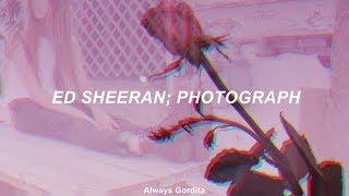 Baixar Ed Sheeran - Photograph (Traducida al Español)