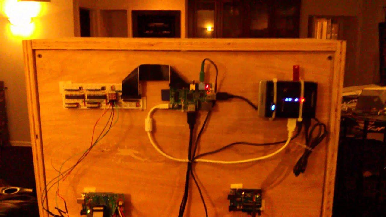 Resurrecting a Pinball Machine Using Raspberry Pi & Arduino