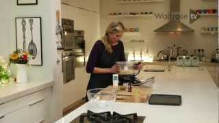 Lisa Faulkner's Pistachio & Rosewater Biscotti - Waitrose